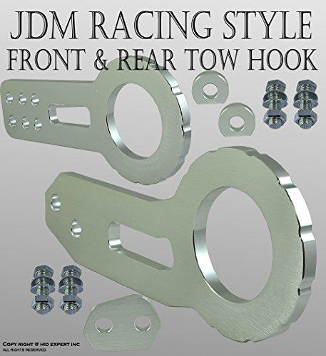 Buy rear tow hook silver