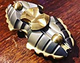 #3: Durable Metal Fidget Spinner Hand Toy High Speed 3-5 Minute Spins EDC Alloy Tri Spinner Stress Reducer for Relieving ADHD, Anxiety,Focus