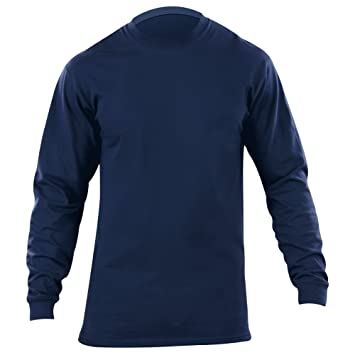 Amazon.com : 5.11 Men's Station Wear Long Sleeve T-Shirt : Fashion ...