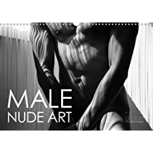 Male Nude Art 2016: Stylish men - Nude art in an aesthetic abstraction of lines and bodies
