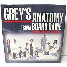 Grey's Anatomy Trivia Board Game
