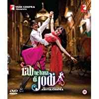 Rab Ne Bana Di Jodi (2008) - Shah Rukh Khan - Anushka Sharma - Bollywood - Indian Cinema - Hindi Film [NTSC]