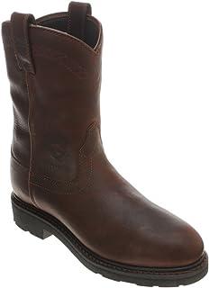 ARIAT Men's Sierra Waterproof Steel Toe Work Boot