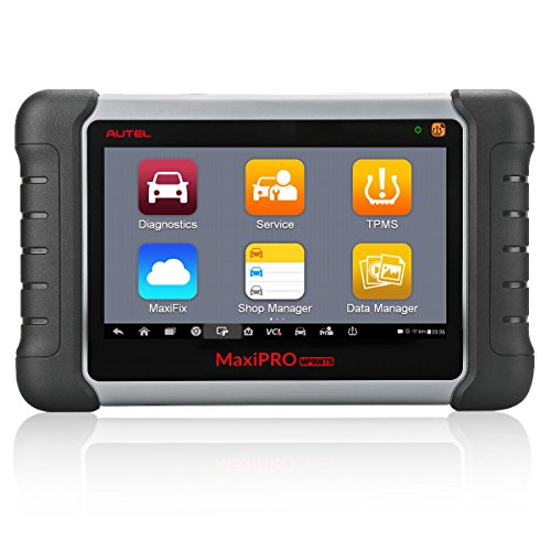 Autel MaxiPRO MP808TS Automotive Diagnostic Tool OBD2 Scanner Professional Complete TPMS Service and Diagnostic Functions with WIFI and Bluetooth by Autel