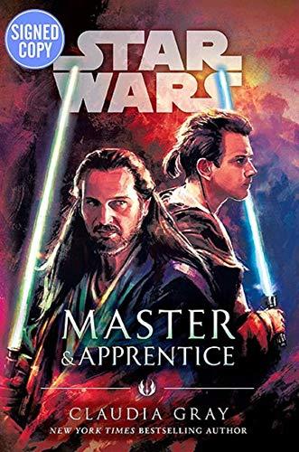 Kindle Book Star Wars: Master & Apprentice - Signed / Autographed Copy