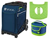 Zuca Sport Bag - Deep Sea with gift Lunchbox and Seat Cover review