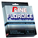 P-Line Floroice Clear Fishing Line 100 YD Spool