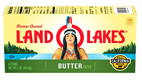 Land O Lakes Salted Butter, 1 - Stick Butter