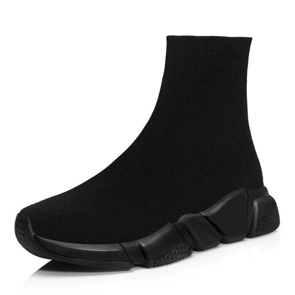 Hommes B00QQBDZUE Femmes Mode Respirant Sliper Outdoor Chaussures Léger Chaussures Respirant athlétique Baskets Sneakers Noir b73b043 - shopssong.space