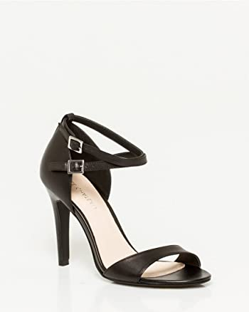 Women's Chic Leather Strappy Sandal