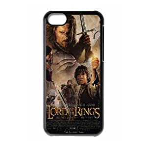 Fashionable Creative lord Of The Rings for iPhone 5C QERX00108