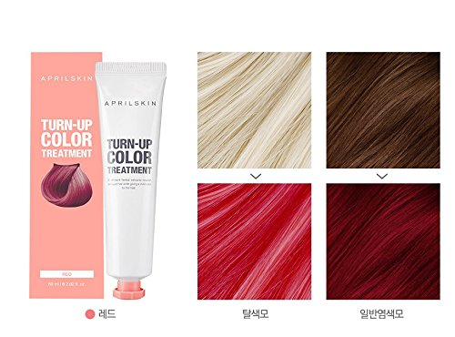 April Turn up Color Treatment Bleach product image