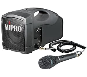 MIPRO Altavoz + Micrófono MA-101C