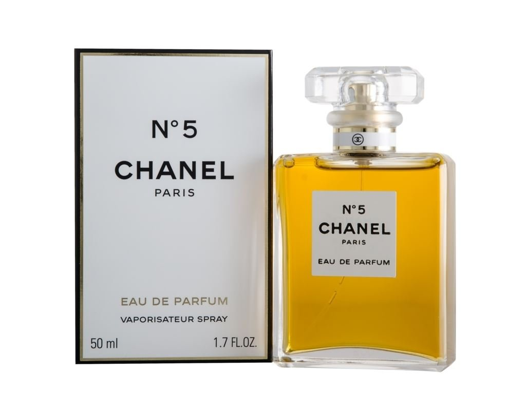 59a196e4638ae Chanel No. 5 FOR WOMEN by Chanel - 50 ml EDP Spray