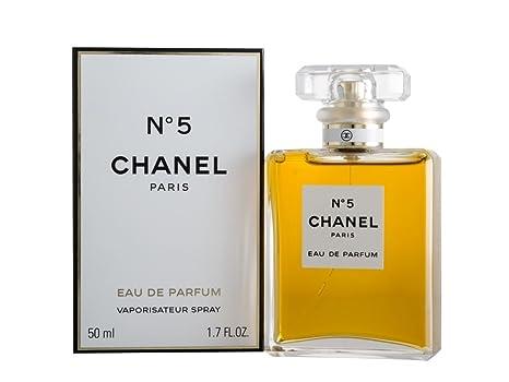 Buy Chanel No5 Eau De Parfum Spray 50 Ml17 Oz Online At Low