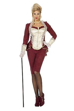 Klamotten Barock Damen Karneval Viktorianisches Kostüm Yfyb76g