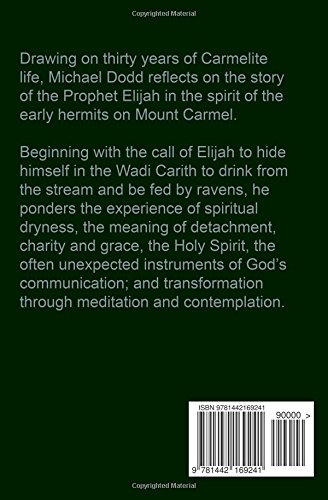 Elijah and the Ravens of Carith