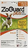 Dog Flea Treatment Collar - ZoGuard (3 pack) Small (4-22 lbs)