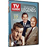 TV Guide Classics: Television Legends – Johnny Carson, Jack Benny & Milton Berle