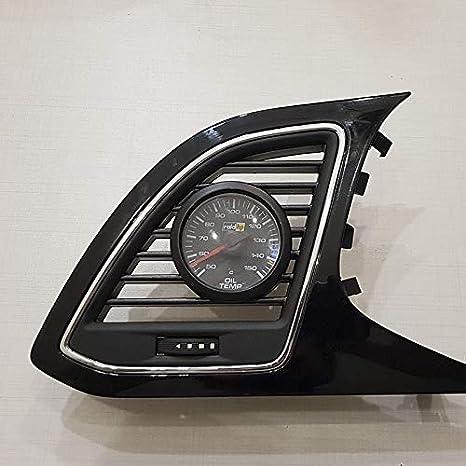 Rhyat Gauge Pods - Seat León 5F MK3 52mm Soporte Manómetro Reloj Lateral: Amazon.es: Coche y moto