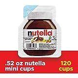 Nutella Single Serve (15g) , 120 Count