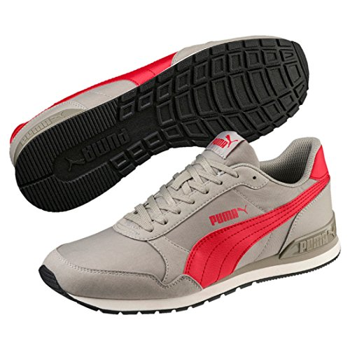 discount geniue stockist Puma Unisex Adults' St Runner V2 Nl Cross Trainers Grey (Elephant Skin-ribbon Red 07) buy cheap newest clearance 2014 new fDqffBY5XF