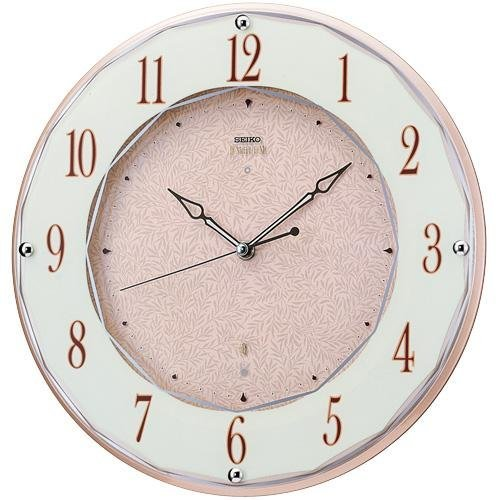 SEIKO CLOCK EMBLEM(セイコークロックエンブレム) 電波掛け時計 HS524A B002SORQGW