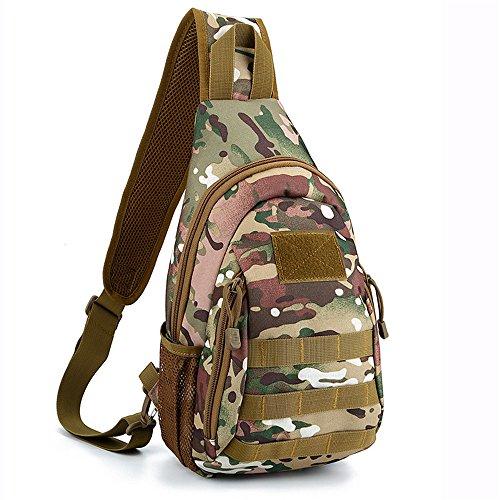 Bolso Cp Camouflage Camouflage Hombre CP para Hombro Styhatbag al HxAUA4
