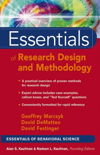 Essentials of Research Design and Methodology (Essentials of Behavioral Science Book 2) (Essentials Of Statistics For The Behavioral Sciences Ebook)
