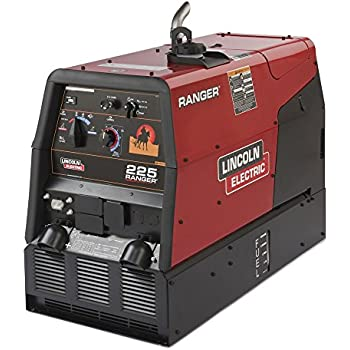 lincoln electric ranger 225 multi process welder generator with kohler 23 hp gas engine and electric start 20 225 amp dc output, 10,500 watt ac Lincoln Ranger 10000 Wiring Diagram complete wiring of a lincoln arc welder