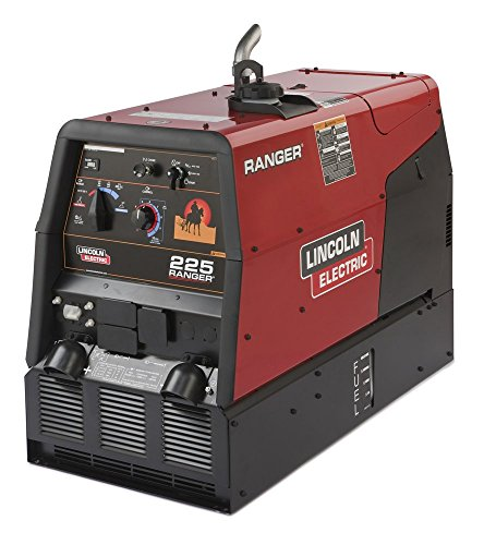 - Lincoln Electric Ranger 225 Welder/Generator - 10,500 Watts, Model# K2857-1 (Dc Welder Generator)