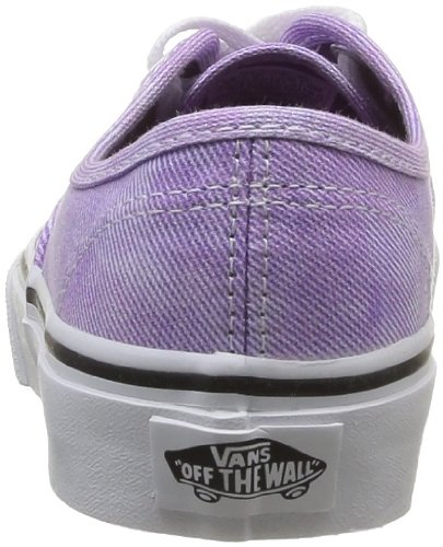 K Authentic Baskets mixte enfant Vans Violet Sparkle mode POqSd