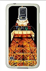 Samsung Galaxy S5 Cases and Covers - Tokyo Tower Polycarbonate Case for Samsung Galaxy S5 White