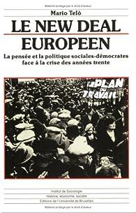 Le New Deal européen par Mario Telo