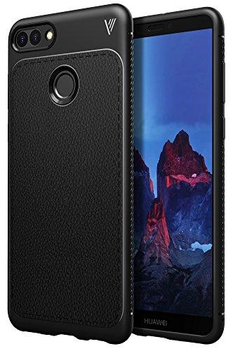 Funda Oneplus 6, iBetter [Funda blanda] Funda blanda a prueba de golpes nueva, funda de silicona TPU Funda Oneplus 6 para teléfono inteligente. Rojo Negro