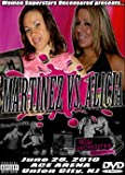 WSU - Women Superstars Uncensored Wrestling - The Uncensored Rumble 3 DVD-R