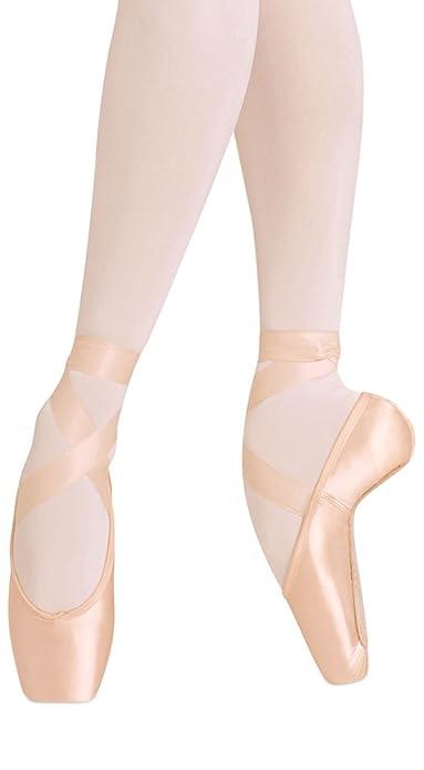 Bloch de la mujer europea equilibrio Zapatillas de ballet ZGxVt