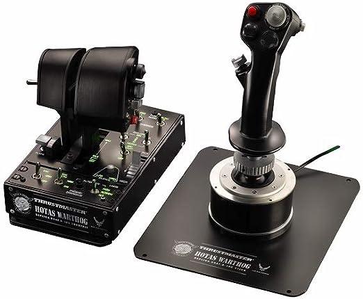 Thrustmaster HOTAS WARTHOG - PC: Amazon.es: Electrónica