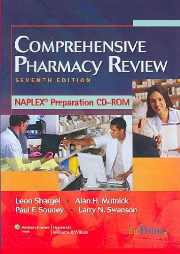 Comprehensive Pharmacy Review NAPLEX Prep - Pinecone Reviews