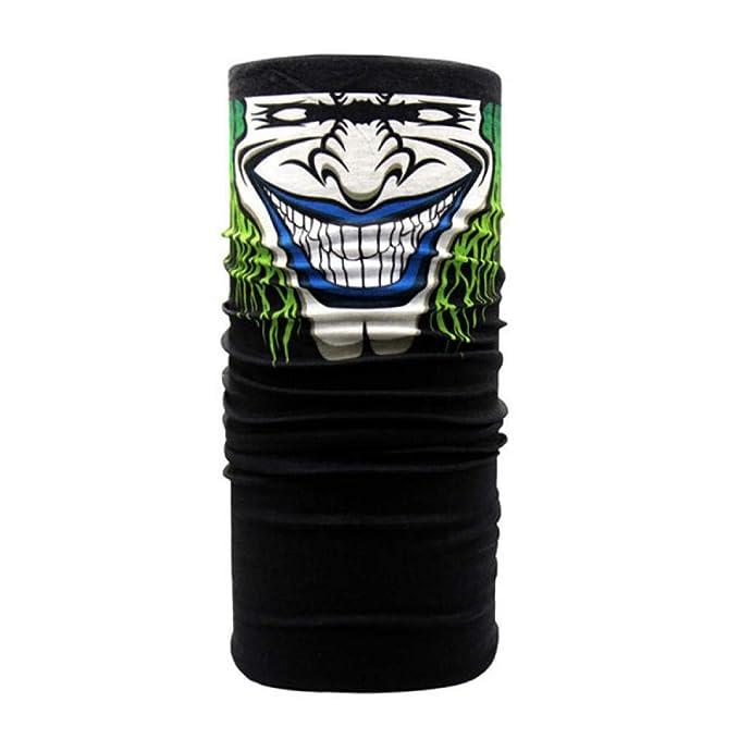 Máscara de Halloween Ninja sin Costuras, Calavera, Esqueleto ...