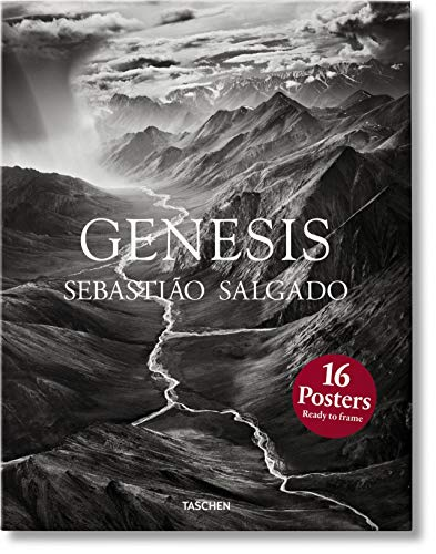 This inspiring print set offers sixteen designs to transform a blank wall into a personalized display. Each set of sixteen images has been specially selected from the TASCHEN collection as the most loved, and most interesting, examples of Sebastiã...