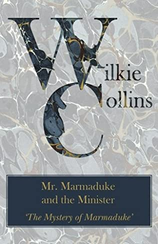 book cover of Mr Marmaduke and the Minister