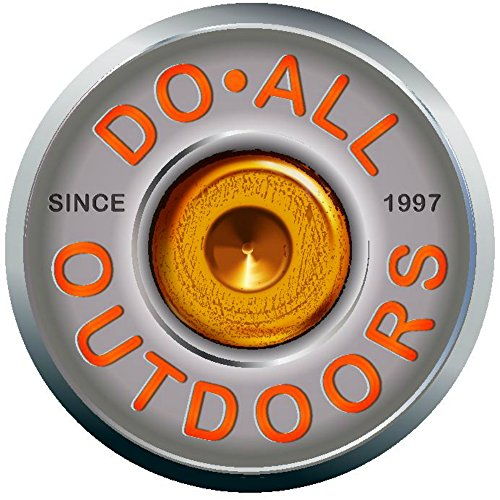 Do-All Outdoors Auto Reset Pro-Style Steel Target, Rated for .22 Caliber by Do-All Outdoors (Image #1)