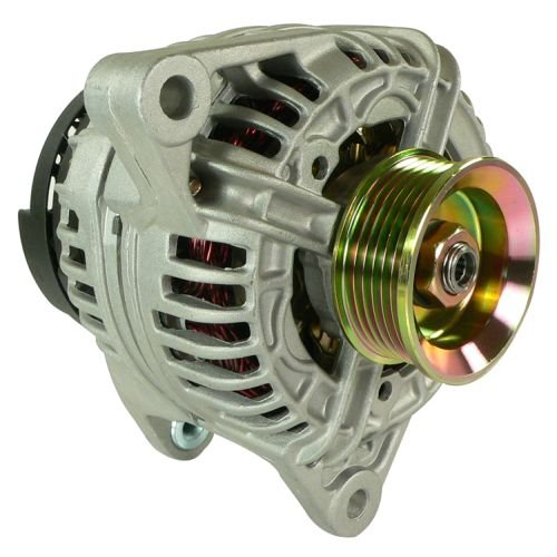 DB Electrical ABO0231 New Alternator For Volkswagen 2.8L 2.8 Passat 99 00 01 02 03 04 1999 2000 2001 2002 2003 2004 Audi 2.7L 2.7 A4 A6 Quattro 01 04 2001 2004 06C-903-016 06C-903-016A 113751