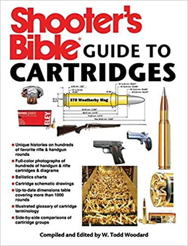 shooter's bible guide to cartridges paperback – october 1, 2011