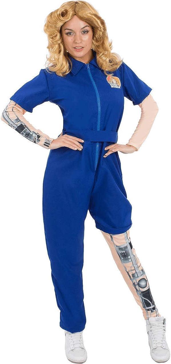 ORION COSTUMES Disfraz para Adulto Mujer Biónica: Amazon.es: Ropa ...