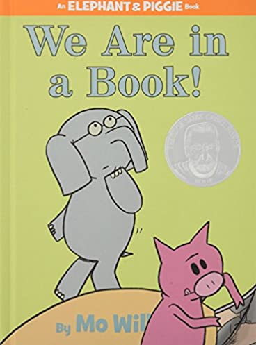 51nzQgDuaRL._SX368_BO1204203200_ we are in a book! (an elephant and piggie book) mo willems