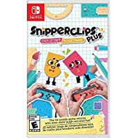 Snipperclips Plus by Nintendo - Nintendo Switch