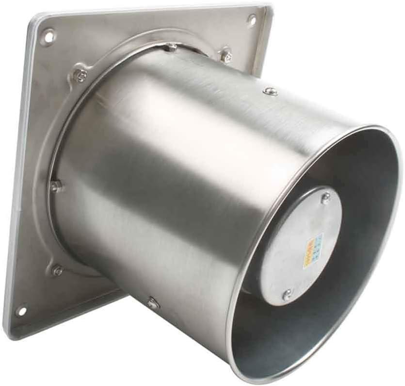 EtexFan 150MM Axialventilator Bauventilatoren Wand 700M/³ //H Fensterventilatoren Wandl/üfter Industriel/üfter Absaugung 50W