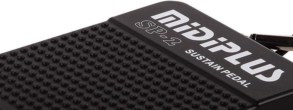 MIDIPLUS SP-2 Sustain Pedal: Amazon.es: Instrumentos musicales